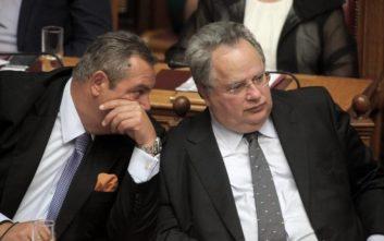 Κοτζιάς για Καμμένο: Οι κυβερνήσεις πέφτουν μέσα στη Βουλή
