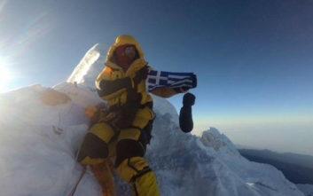 Έλληνες ορειβάτες κατέκτησαν την 8η υψηλότερη κορυφή του κόσμου
