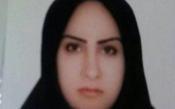 Εκτελέστηκε στο Ιράν η γυναίκα που είχε βασανιστεί για να ομολογήσει τη δολοφονία του άνδρα της