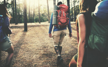 Πώς να πακετάρεις σωστά το backpack σου