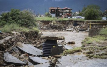 Αποκαταστάθηκαν οι ζημιές από τις πλημμύρες στην Κεντρική Μακεδονία