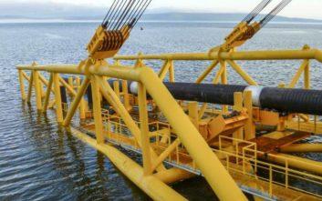 Νόβακ: Προτεραιότητα μας η δεύτερη γραμμή του Turkish Stream προς την Ευρώπη