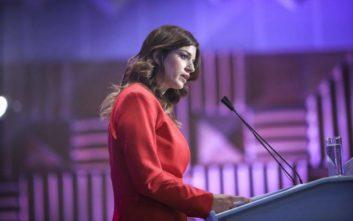 Νοτοπούλου: Κρίσιμο να περιφρουρήσουμε τον ρόλο της δημόσιας τηλεόρασης