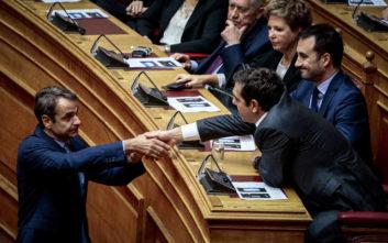 Ο καθιερωμένος αγιασμός στην έναρξη της νέας κοινοβουλευτικής Συνόδου
