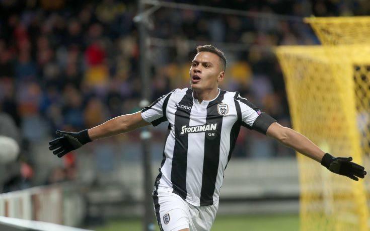 Παίκτης της εβδομάδας στο Europa League ο Λέο Ζαμπά