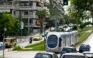 Διακοπή κυκλοφορίας του τραμ στο κέντρο της Αθήνας