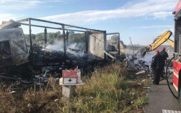 Τη βαθιά της θλίψη εκφράζει η Ύπατη Αρμοστεία για το θάνατο των 11 μεταναστών στην Καβάλα