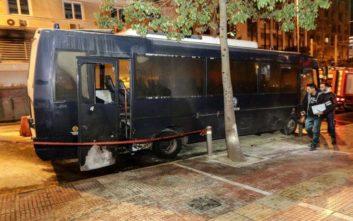 Ανάληψη ευθύνης για την επίθεση στο αστυνομικό τμήμα Ομονοίας