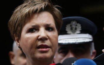 Έρευνες για την αντίδραση των αστυνομικών σε επιθέσεις προαναγγέλλει η Γεροβασίλη