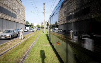 Διακόπτεται άμεσα η κυκλοφορία του τραμ στο τμήμα Κασομούλη - Σύνταγμα