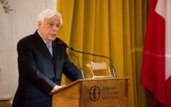 Παυλόπουλος: Το Βιβλίο είναι η «κιβωτός» της διάδοσης κάθε σημαντικού Πολιτισμού