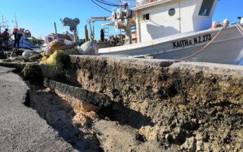 Τα μέτρα στήριξης των κατοίκων της Ζακύνθου μετά το σεισμό