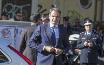 Μητσοτάκης: Να ξαναβρούμε τις αρετές του έθνους που έκαναν την Ελλάδα μεγάλη