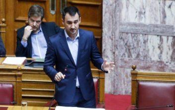 Χαρίτσης: Η διεύρυνση του ΣΥΡΙΖΑ θα προχωρήσει στη βάση της ανάγκης για προοδευτική διακυβέρνηση