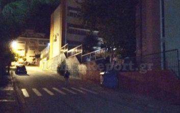 Έπεσαν αυγά και νεράντζια σε υπό κατάληψη Λύκειο της Λάμιας