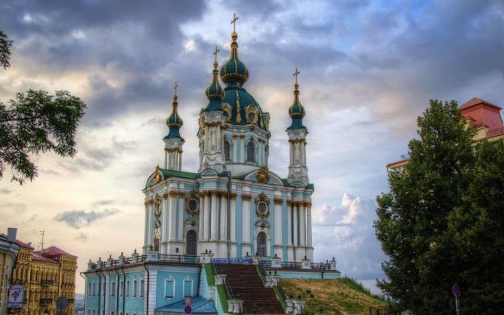 Στο Οικουμενικό Πατριαρχείο παραχωρήθηκε εμβληματικός ναός στο Κίεβο