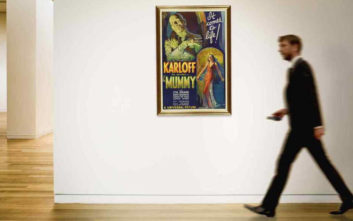 Αφίσα διάσημης ταινίας αναμένεται να πιάσει τιμή-ρεκόρ σε δημοπρασία των Sotheby's