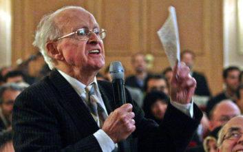 Πέθανε σε ηλικία 89 ετών ο αρνητής του Ολοκαυτώματος Ρομπέρ Φορισόν