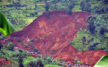 Φονική κατολίσθηση στην Ουγκάντα