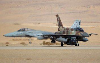 Ισραηλινά μαχητικά αεροσκάφη και κομάντος υψώνουν «ασπίδα» στην Κύπρο