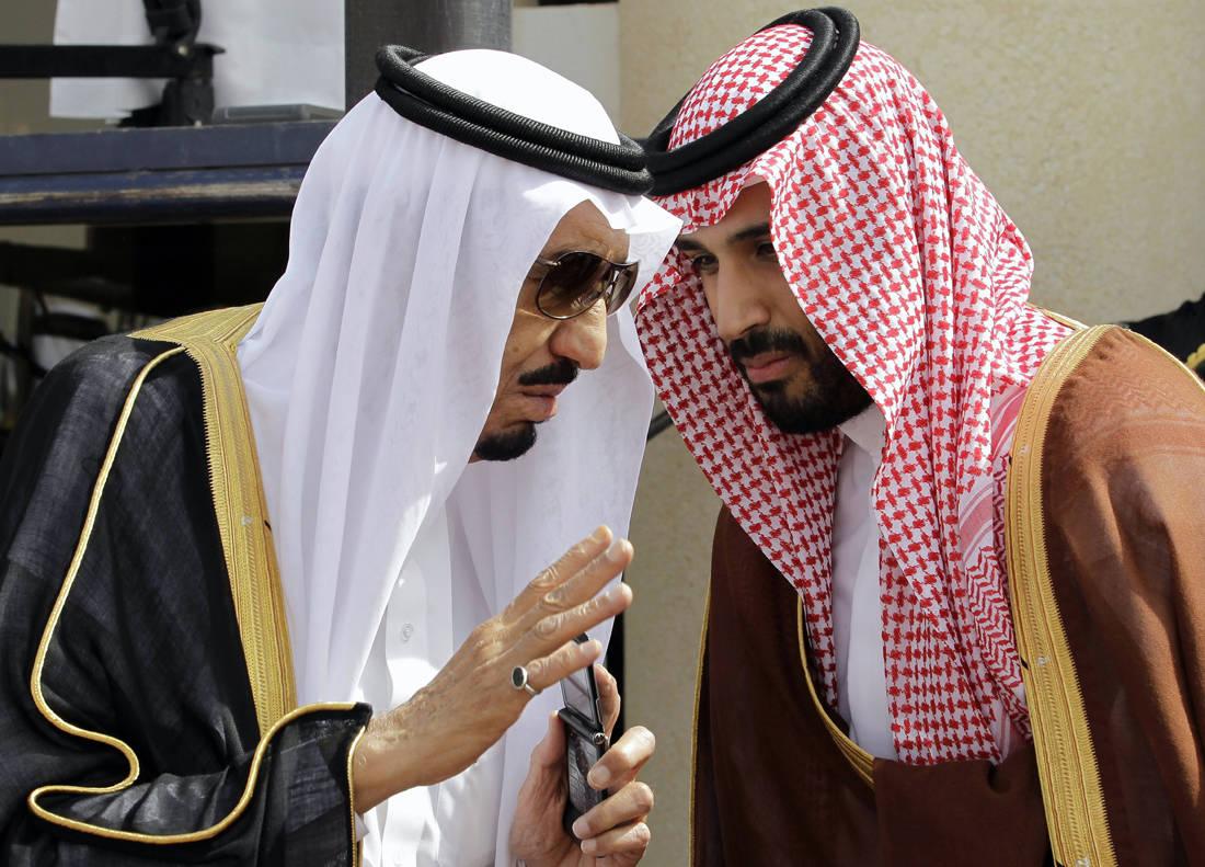Η «σκοτεινή» πλευρά του πρίγκιπα της Σαουδικής Αραβίας