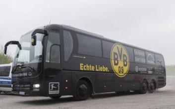 Το λεωφορείο της Ντόρτμουντ αγοράζει η ΑΕΚ