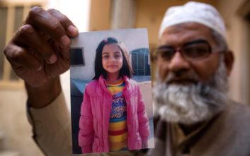 Εκτελέστηκε δι' απαγχονισμού ο άνδρας που βίασε και σκότωσε 6χρονη στο Πακιστάν