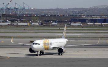 Ξαφνικό «κανόνι» για αεροπορική εταιρεία