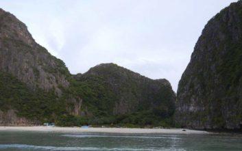 «Λουκέτο» επ' αόριστον στην παραλία που έκανε διάσημη ο Ντι Κάπριο