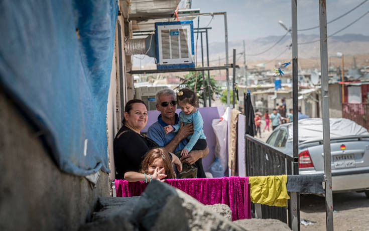 Η Αντζελίνα Τζολί στο Περού για τους πρόσφυγες