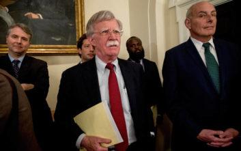 Νέες αμερικανικές προειδοποιήσεις στο Ιράν