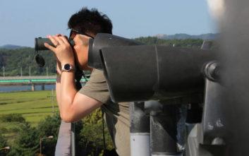 Άρχισε η αποναρκοθέτηση στην περιοχή μεταξύ Βόρειας και Νότιας Κορέας