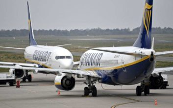 «Χέρι» από τον επικεφαλής της Ryanair στη βρετανική κυβέρνηση για τα μέτρα της καραντίνας