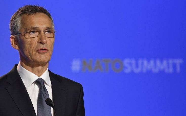 Στόλτενμπεργκ: Δεν υπήρξε προσέγγιση ΝΑΤΟ–Ρωσίας όσον αφορά την Συνθήκη INF