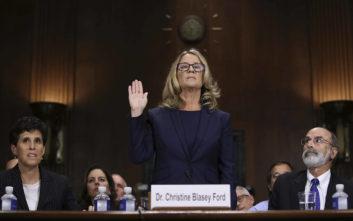 Το FBI δεν επικοινώνησε με την Φορντ για τις καταγγελίες περί σεξουαλικής επίθεσης
