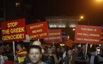 Αποφασισμένος ο Ζάεφ «διαβάζει» το «ναι» στο δημοψήφισμα στα Σκόπια