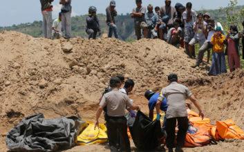 Ανείπωτη τραγωδία στην Ινδονησία με πάνω από 1200 νεκρούς