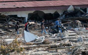 Στους 844 οι νεκροί από τον φονικό σεισμό στην Ινδονησία