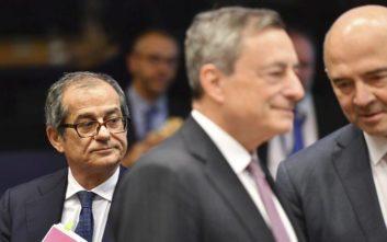 Ιταλός υπουργός Οικονομικών: Το έλλειμμα από το 2020 θα αρχίσει να μειώνεται