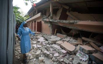 Στους 17 νεκρούς έφτασαν οι νεκροί από το σεισμό στην Αϊτή