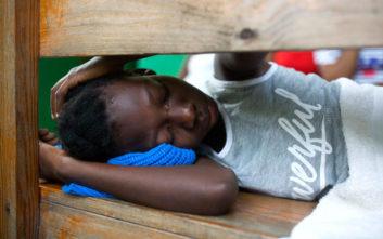 Απελάθηκαν 112 μετανάστες στην Αϊτή