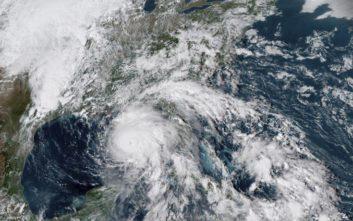 Σχεδόν κατηγορίας 4 θα είναι ο τυφώνας «Μάικλ» όταν φτάσει στη Φλόριντα