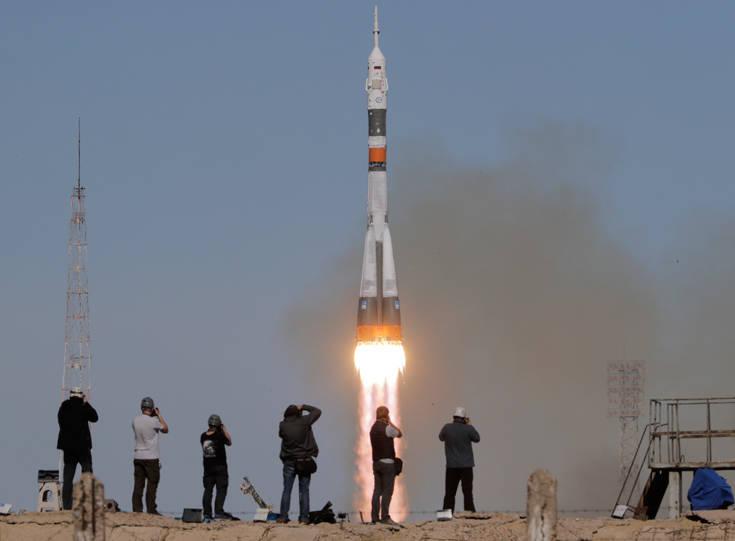 Ο ρωσικός πύραυλος Σογιούζ θα εκτοξευθεί στις 24-26 Οκτωβρίου