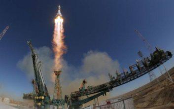 Δεν είναι «εντελώς καλή» η υγεία των αστροναυτών του Soyuz
