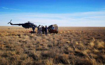 Ποινική έρευνα και κατασχέσεις εγγράφων για την αποτυχημένη εκτόξευση του Soyuz