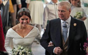 Ο παραμυθένιος γάμος της πριγκίπισσας Ευγενίας