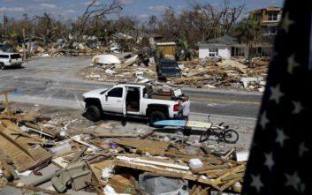 Πάνω από χίλιοι αγνοούμενοι στη Φλόριντα από το πέρασμα του τυφώνα Μάικλ