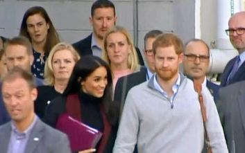 Στην Αυστραλία ο πρίγκιπας Χάρι και η Μέγκαν Μαρκλ
