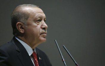 Ερντογάν: Δεν κατανοώ την αμερικάνικη σιωπή για τη δολοφονία Κασόγκι