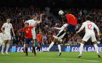 Η Αγγλία πέτυχε ιστορική νίκη απέναντι στην Ισπανία